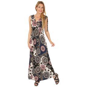 Damen-Sommerkleid, multicolor
