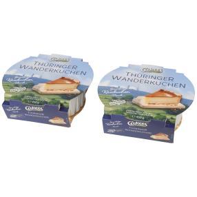Cakees Thüringer Wanderkuchen Cheesecake 2x 450g