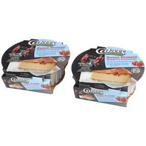 Cakees Rasberry Cheesecake Protein 2x 450g