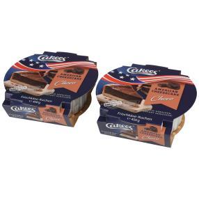 Cakees American Cheesecake Choco 2x 450g