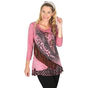 VV Shirt 'Odile' multicolor