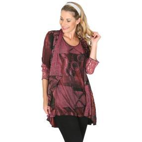VV 2 in 1 Shirt 'Oradee' multicolor