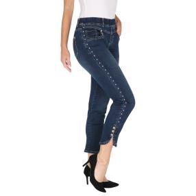 VV Jeans 'Omata' verziert, blau