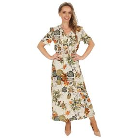 Damen-Sommerkleid 'Pajara' multicolor