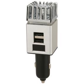 Auto Luftreiniger für 12/24V 2x USB