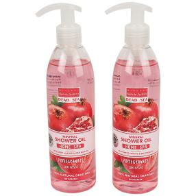 MINERAL Beauty System Duschöl Pomegranate 2x300 ml