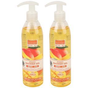 MINERAL Beauty System Duschgel Mango 2 x 300 ml