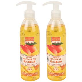 MINERAL Beauty System Duschöl Mango 2 x 300 ml