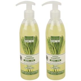 MINERAL Beauty System Shampoo Lemongrass 2x300 ml