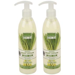 MINERAL Beauty System Body Lotion Lemongrass Duo