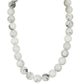 Collier Howlith, ca. 590ct