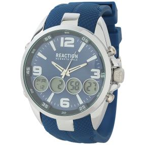 "Kenneth Cole Herren-Chronograph ""Reaction"" blau"