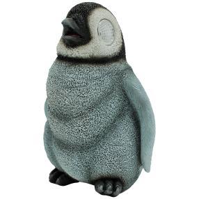 Solarleuchte Pinguin