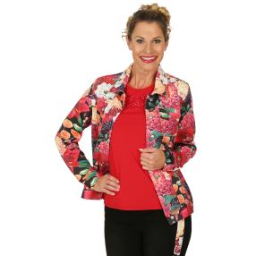 mocca by Jutta Leibfried Jacke multicolor