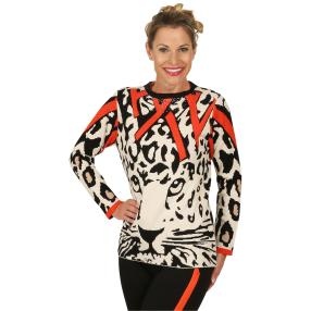 mocca by Jutta Leibfried Pullover multicolor
