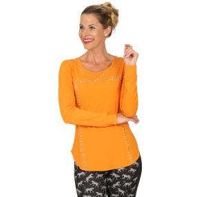 mocca by Jutta Leibfried Shirt orange
