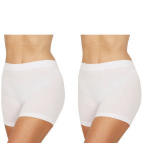 COSY COMFORT 2er Pack Panty weiß
