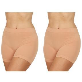 COSY COMFORT 2er Pack Panty haut