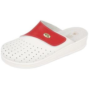 SANITAL LIGHT Damen-Lederpantolette