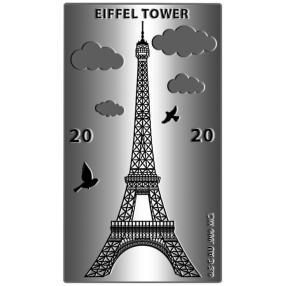 WGB Eiffelturm, 0,5 Gramm