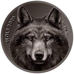 WGK Wolf, 0,33 Gramm