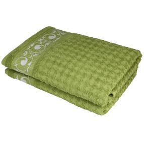 Duschtuch 2tlg. olivgrün