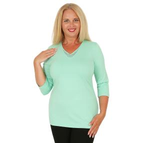 RÖSSLER SELECTION Damen-Shirt mint