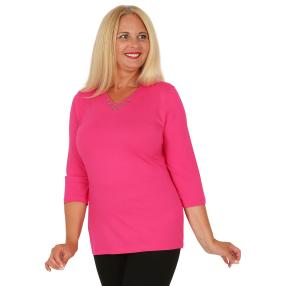 RÖSSLER SELECTION Damen-Shirt pink