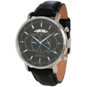 GANT Herren-Chronograph schwarz, silber
