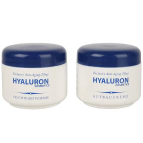 HYALURON COSMETICS Creme Duo 2 x 125 ml