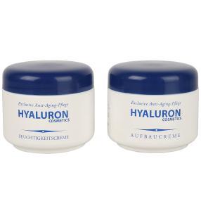 HYALURON COSMETICS Creme Duo 2 x 125 ml