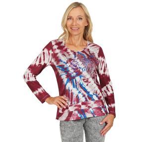 VV Shirt 'Lian' multicolor
