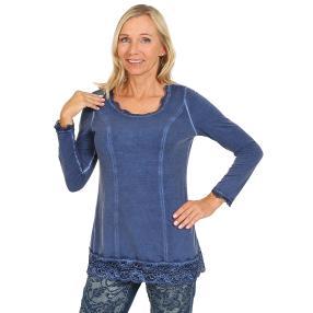 VV Shirt 'Thalia' dunkelblau