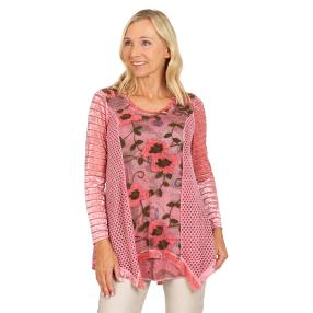 VV Shirt 'Livia' multicolor