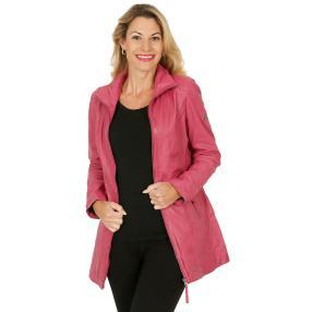 OTTO KERN Damen-Lederjacke 'Bella' pink