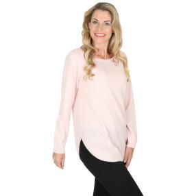 100% KASCHMIR Pullover  rosé