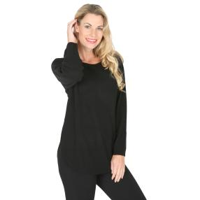 100% KASCHMIR Pullover  schwarz