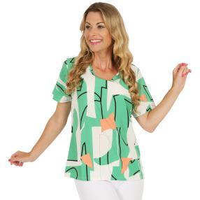 Damen-Shirt multicolor