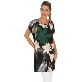 Damen-Longshirt multicolor