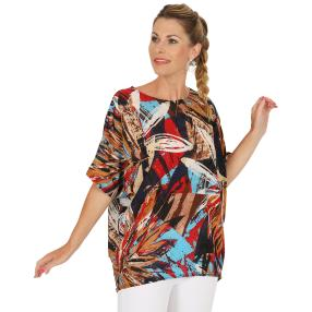 Damen-Shirt multicolor