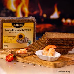 Schlünder Sonnenblumen Brot 2x 500g