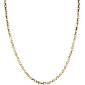 Ankerkette 585 Gelbgold, ca. 55cm