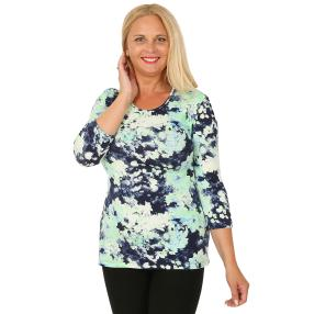 RÖSSLER SELECTION Damen-Shirt multicolor