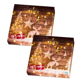 Heidi Adventskalender 2er Set