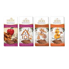 Heidi Winterschokolade 4er