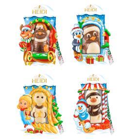 Heidi Weihnachtsfiguren Set 1