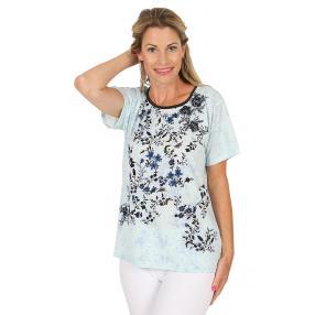 Damen-Shirt blau