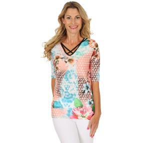 MILANO Design Shirt multicolor