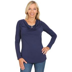 mocca by Jutta Leibfried Shirt dunkelblau