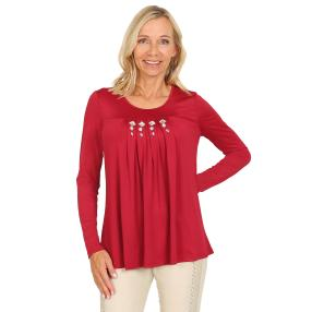 mocca by Jutta Leibfried Shirt magenta